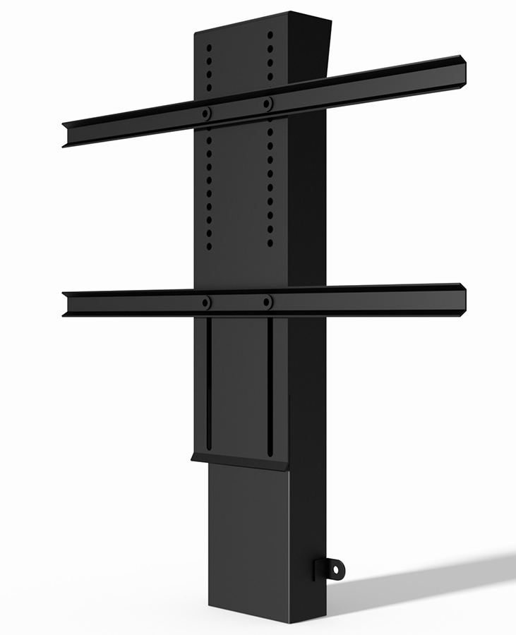 tv lift kit 36 stroke fa tvl 170 24 36. Black Bedroom Furniture Sets. Home Design Ideas