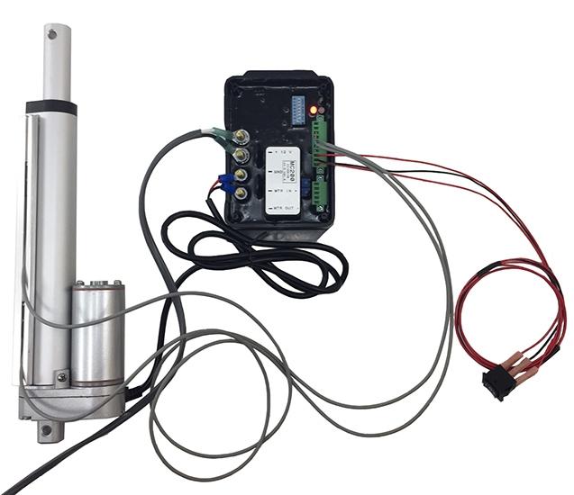 Adjustable Stroke Electric Actuator Kit