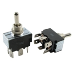 TS-1P1T-D  Heavy Duty On/Off Toggle Switch